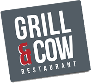 Logo Grill And Cow